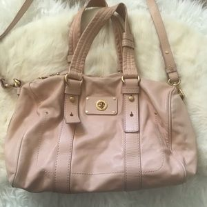 Marc by Marc Jacobs Millennial Pink Leather Purse